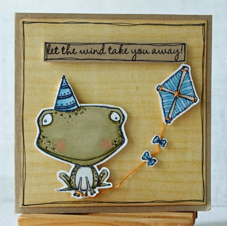 Julie dudley let the wind take you away card 2