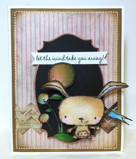 Kathy Racoosin - Poppy Card2