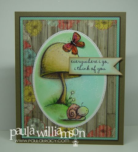 Paula Williamson - mushroomsnail