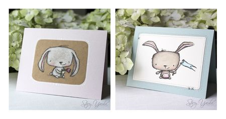 Stacey Yacula - ROSIE & POPPY CARD DESIGNS