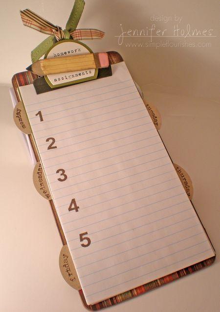 JenniferHolmes - DateMe - Assignment Clipboard