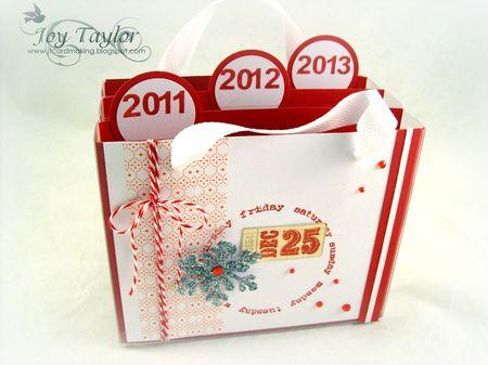 Joy Taylor - Greeting Card Holder top