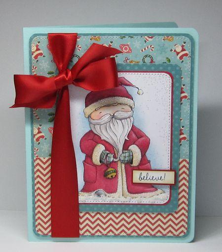 Paula Williamson - Santa