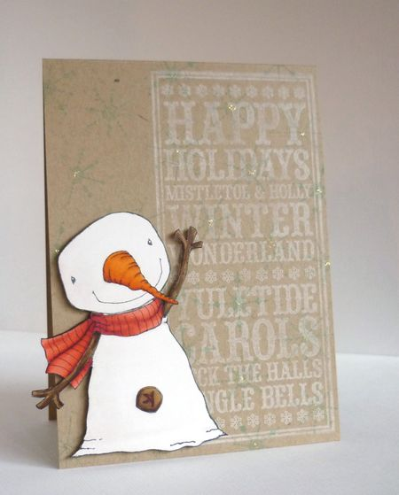Alice Wertz - Berry Happy Holidays Noteblock