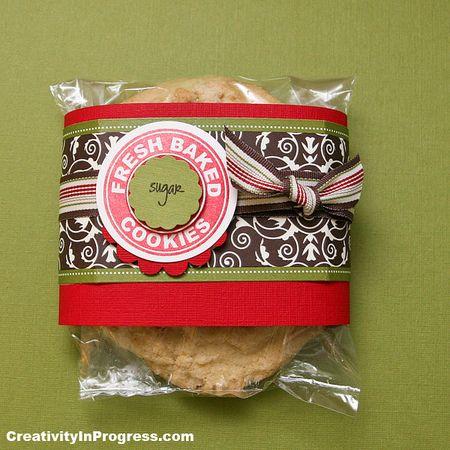 Sunghee - Fresh Baked Cookies