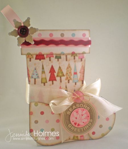 Jennifer Holmes - Stocking Box