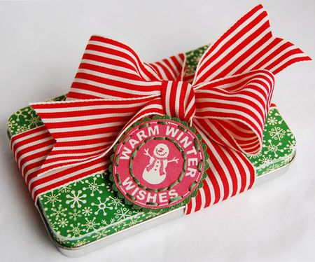 Roree Rumph - Logo Tag Gift Box