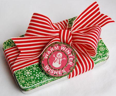 Roree Rumph - Logo Tag Gift Box