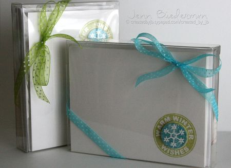 Jenn Biederman - Notecard Set