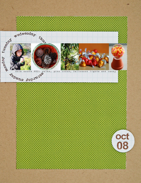 Waleska - Oct 08 - Date Me layout