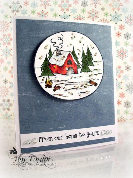 - Joy Taylor - Christmas Scene