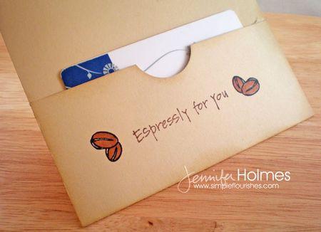 Jennifer Holmes - Gift Card Inside