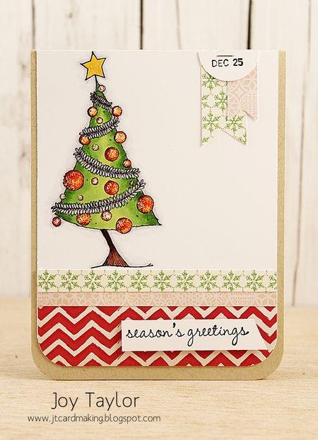 Joy Taylor - Christmas Tree