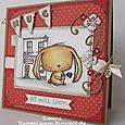 Simone Schwagler - Rosie and Doctors Office Card
