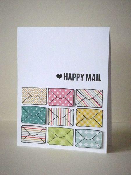 DonnaMikasa--HappyMail