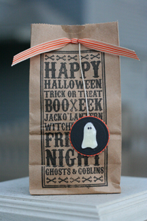 Halloween Treat Bag - web