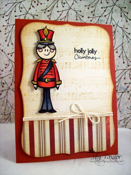 Joy Taylor - Toy Soldier