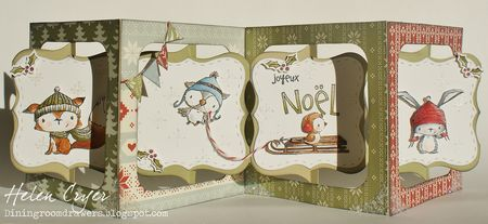 Helen Cryer - Noel card