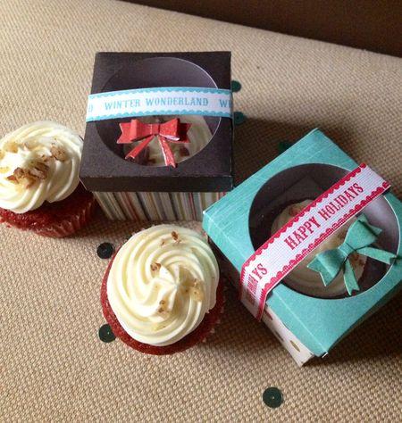 Lorraine Marasigan - Cupcake Boxes