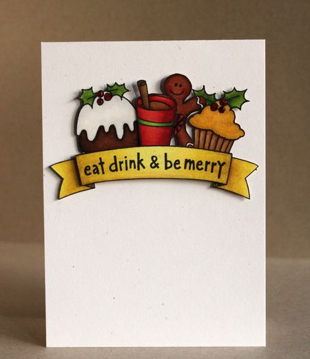 Alice Wertz - Holiday Sweets Card