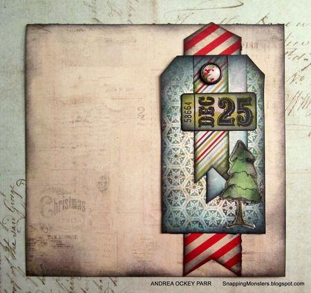 Andrea Ockey Parr - Dec 25