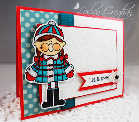 Lesley Croghan Card One