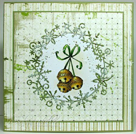 Marilyn Scheller - Jingle Bells Card