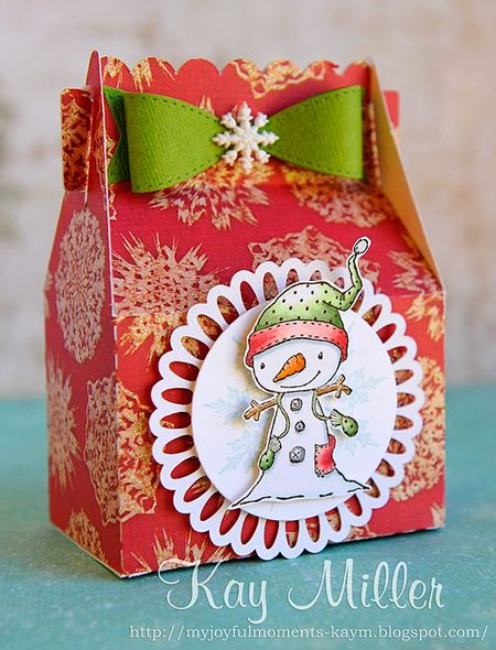 Kay Miller - Winterberry Gift Box