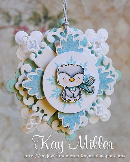 Kay Miller -Frost Ornament