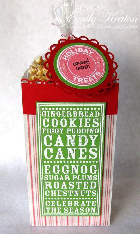 Emily Keaton - Caramel Corn
