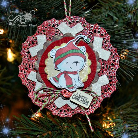 Jen Roach - Christmas Ornament