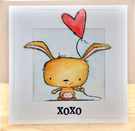 Judith Gowdy - Poppy XOXO