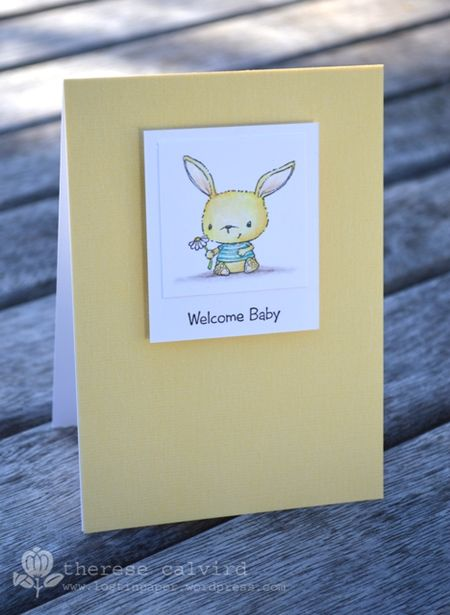 Therese Calvird - Welcome Baby