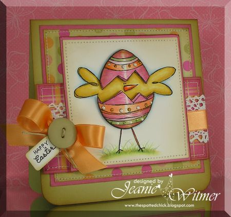 Jeanie Witmer - Cracked Egg Chick