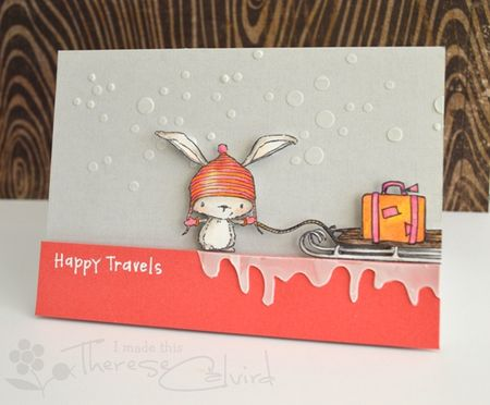 Therese Calvird - Happy Travels