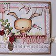 Simone Schwagler - Poppy Hello Card