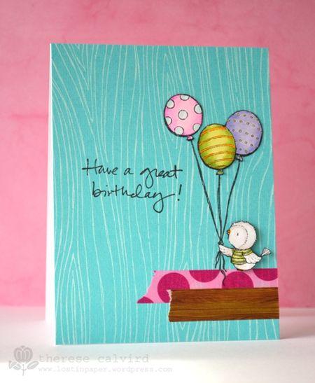 Therese Calvird - Great Birthday
