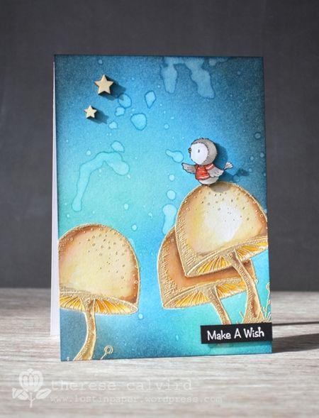 Therese Calvird - Make a Wish