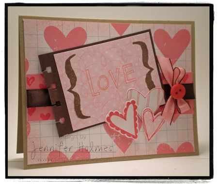 JenniferHolmes - Love Card