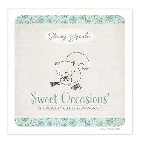 STAMP GIVEAWAY