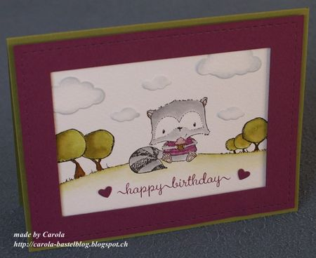 Carola Dolder - Joey Card
