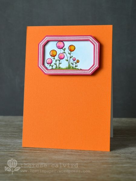 Therese Calvird - Blooms