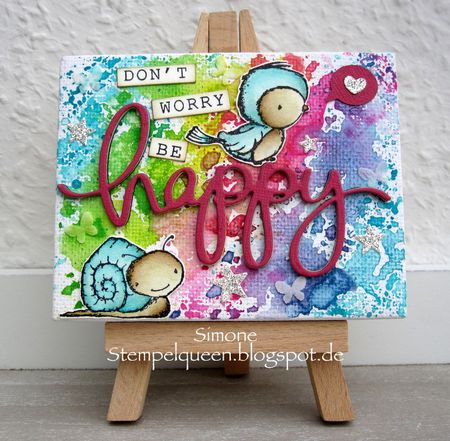 Simone - Happy Canvas