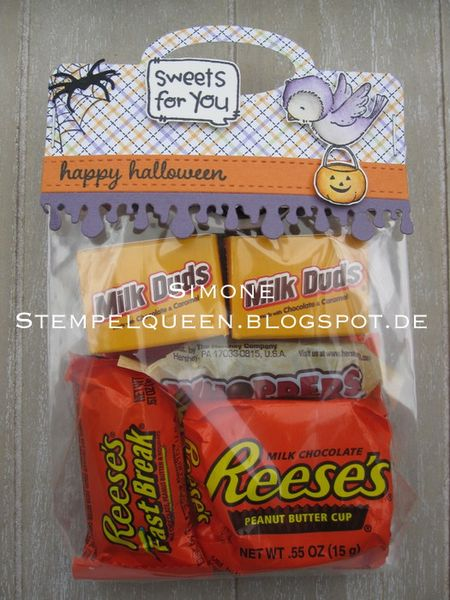 Simone Schwagler - Little Boo Treat Bag