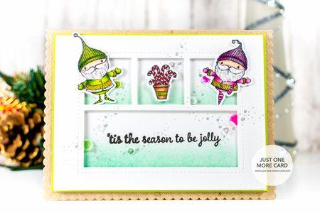 Julia Alterman - Emerson and Emmett card