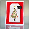 Sonja Kerkhoffs - Christmas Tree Card
