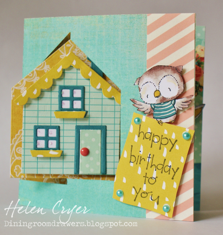 Helen Cryer - House 3
