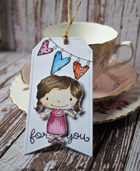 Sally On - Summer Tag