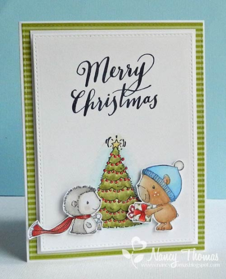 Nancy Thomas POD Forrest Oakley SG tree