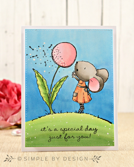 Joy Taylor - Wishing card